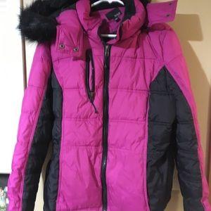 Ana parka winter coat fur hood